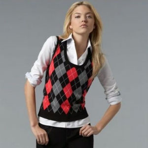 Best Womens Sweater Vest Looks – Carey Fashion