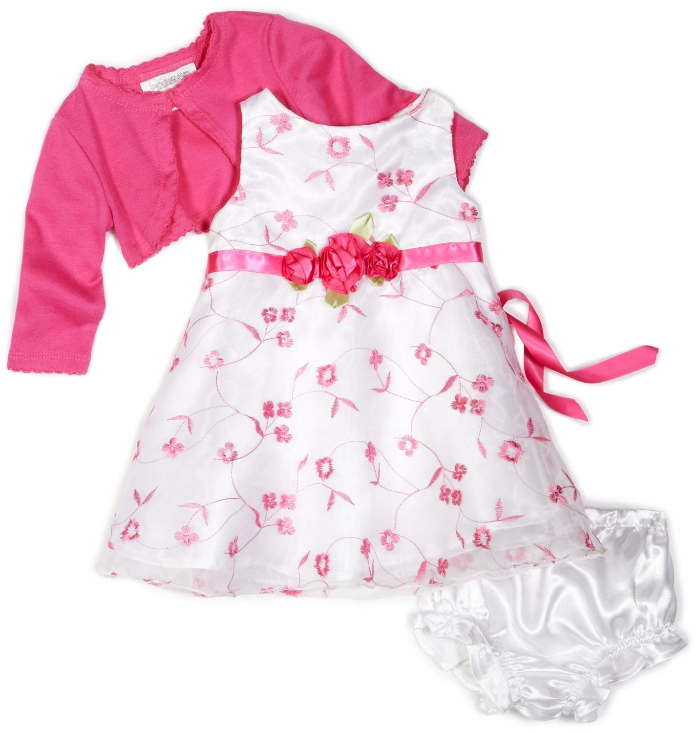 Baby Girl Clothes - Newborn