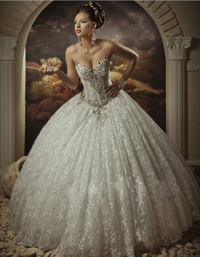 Ball Gown Wedding Dresses Advantages Careyfashion