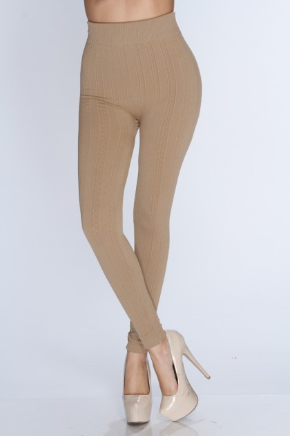 Beige Leggings Better Than Black Leggings! – careyfashion.com