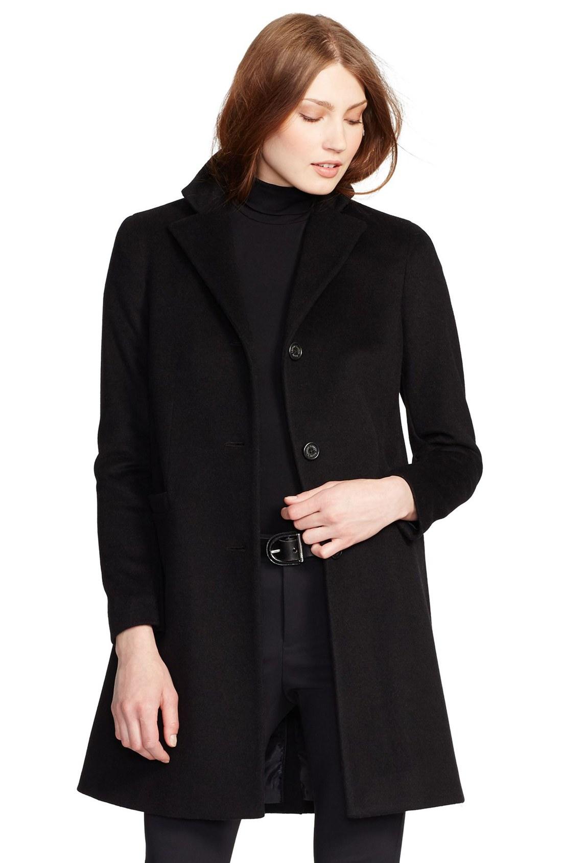 Coat for petite women