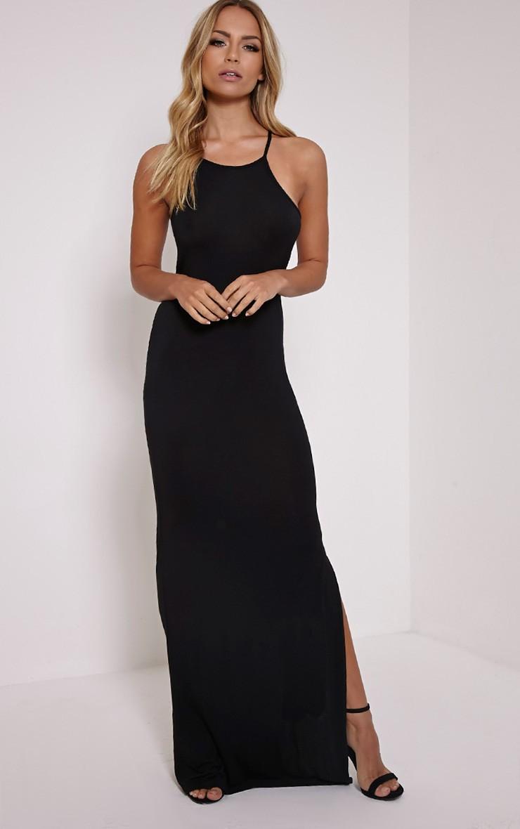 How to Pick the Perfect Black Maxi Dress – careyfashion.com