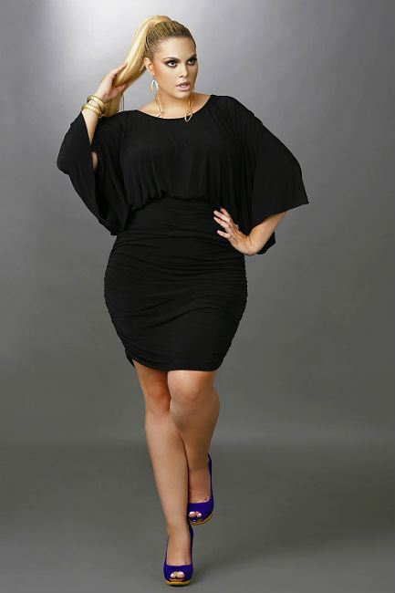 Black Plus Size Dresses Styles To Always Choose Careyfashion