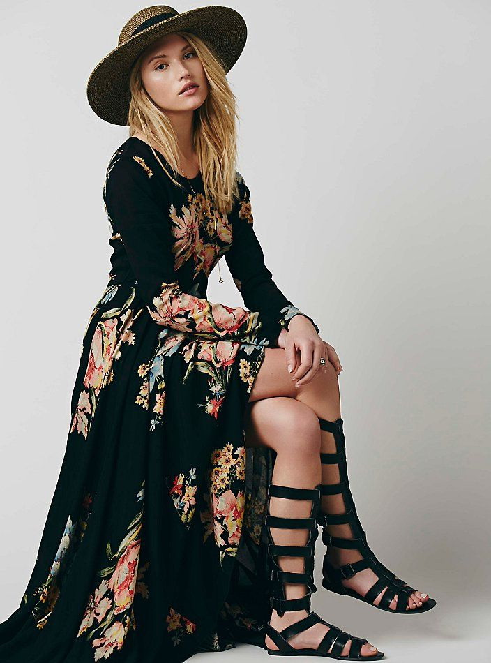 Plus Size Boho Dresses
