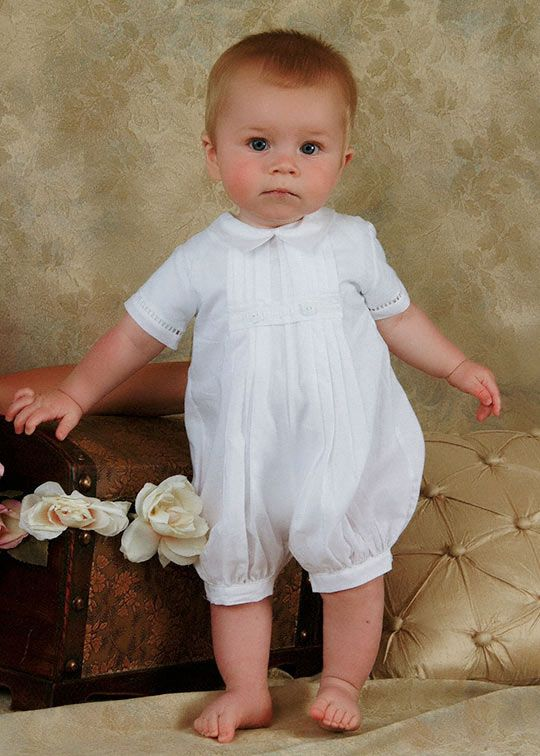 Choosing Great Boys Baptism Outfits For Your Child