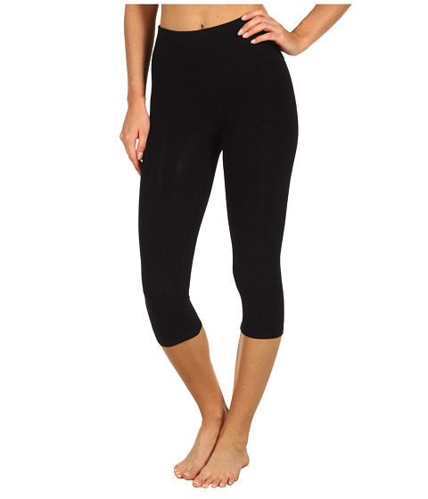 Black Legging Capris - Trendy Clothes