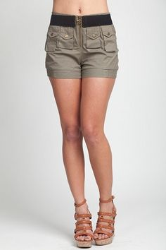 61e9a2b04d How to Wear Cargo Shorts for Women – careyfashion.com