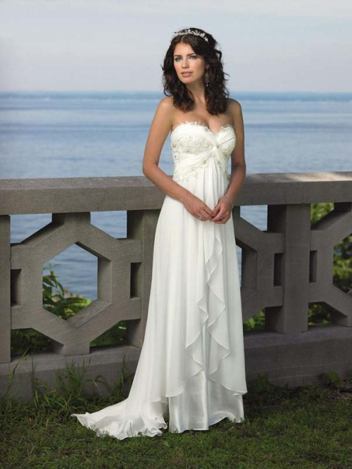 Casual Beach Wedding Dresses Choose Your Dream Dress Careyfashion