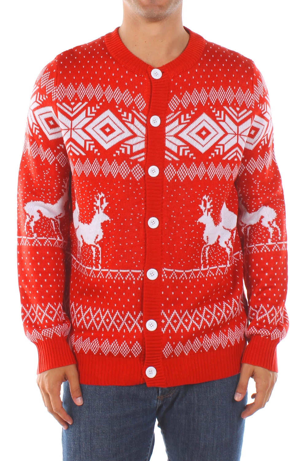 Christmas Cardigan – The Right Way to Wear It ...