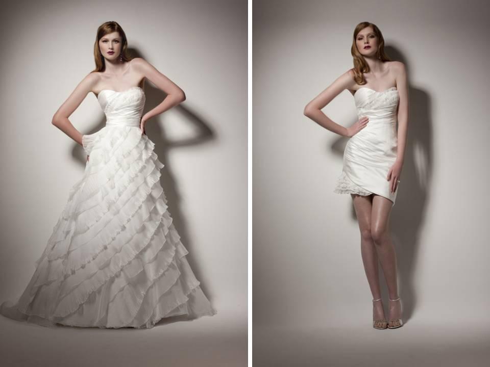 Convertible Wedding Dresses 2017