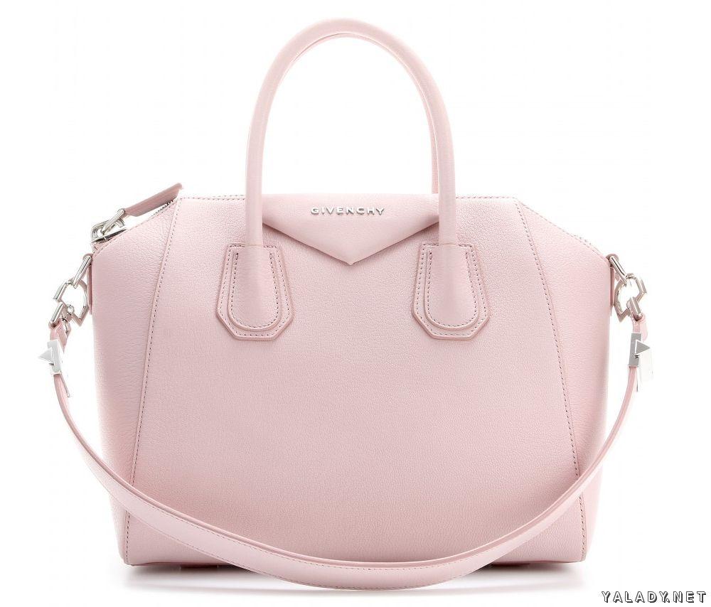 Ladies handbags pink