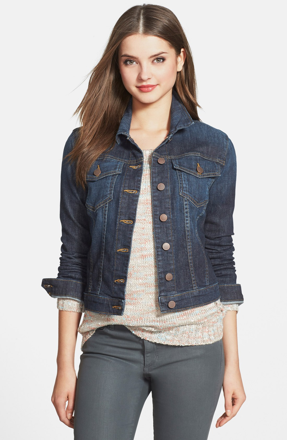 Shop for jean & denim jackets for women at fbcpmhoe.cf Browse women's jean & denim jackets & vests from top brands like Topshop, Levi's, Hudson & more. Free shipping & returns.
