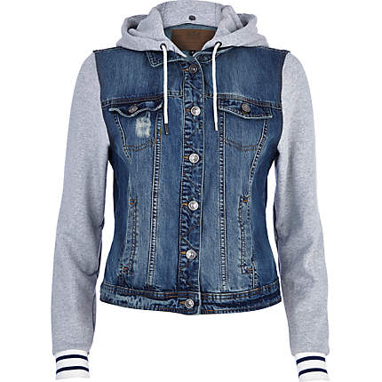 denim jacket for women – 7 – careyfashion.com