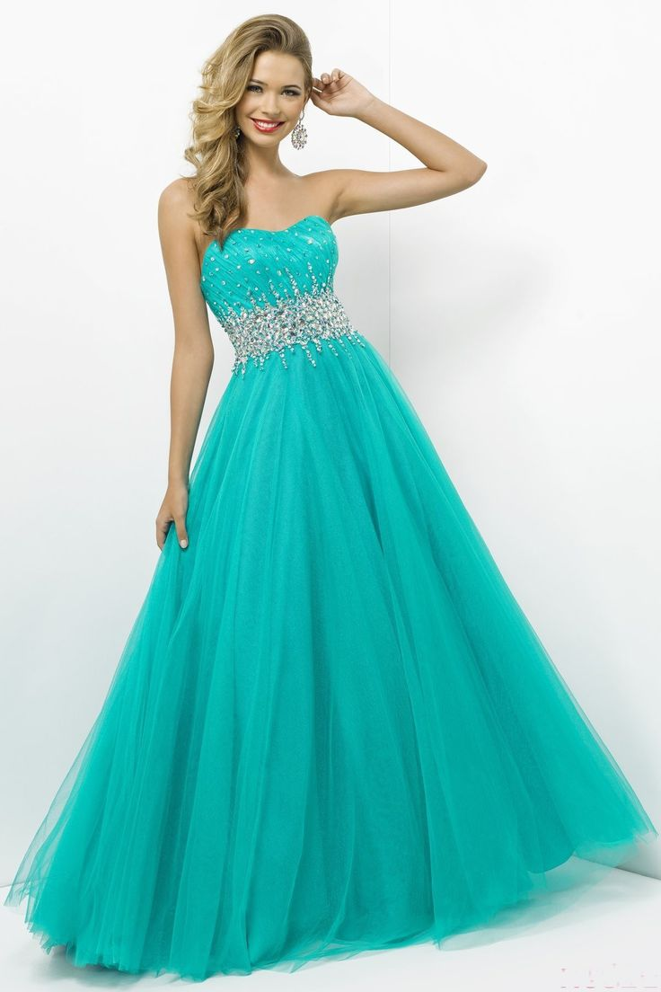 the key to wearing dresses for prom