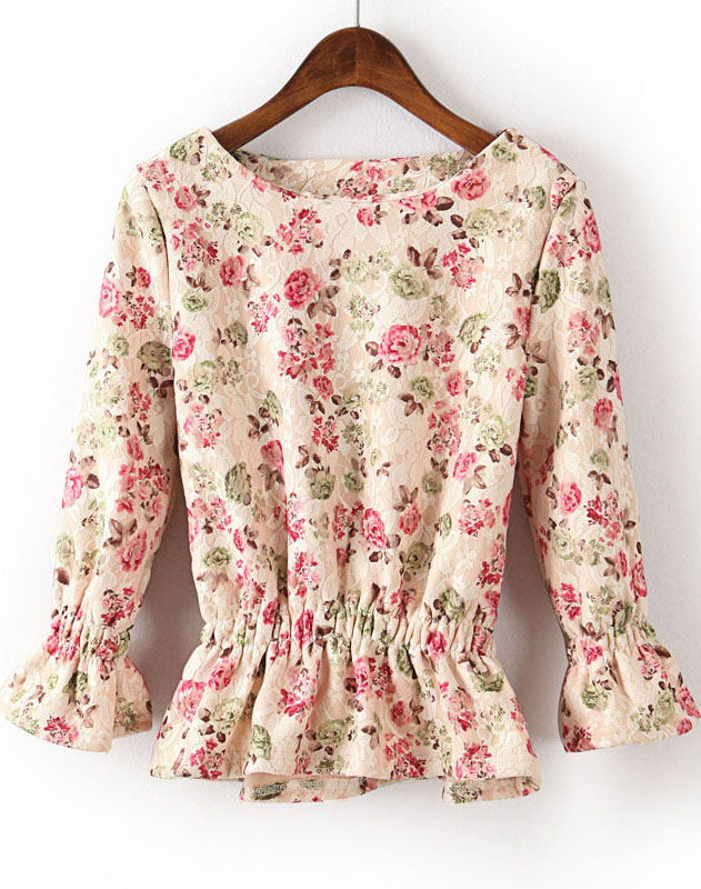 Find The Perfect Floral Blouse for Yourself – careyfashion.com