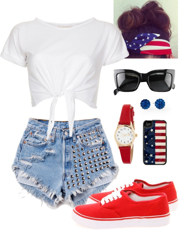 51fb47b920c Super Creative Fourth of July Outfits – careyfashion.com