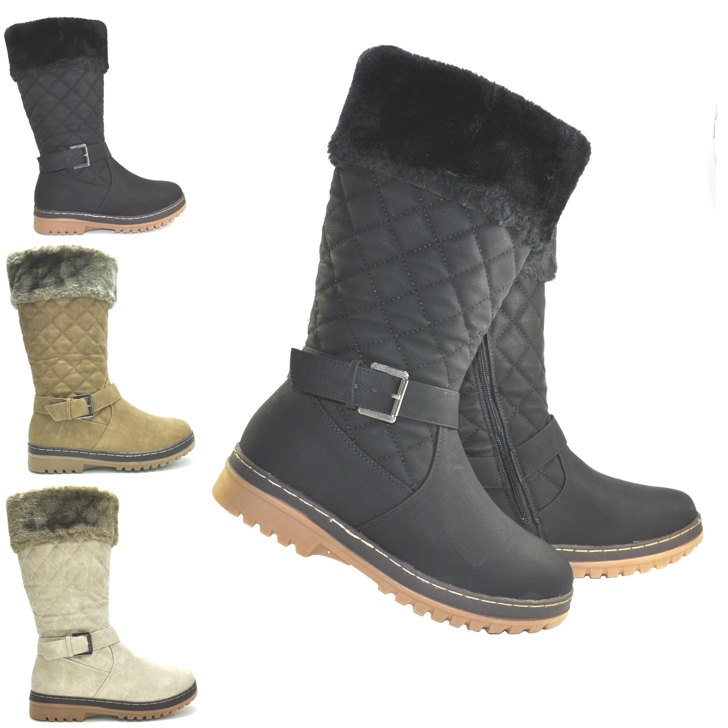 Womens Fashion Boots Size