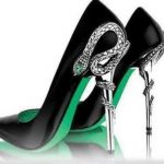 How to Wear and Choose Green High Heels