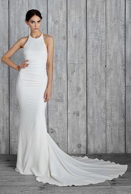 halter wedding dresses – 4 – careyfashion.com