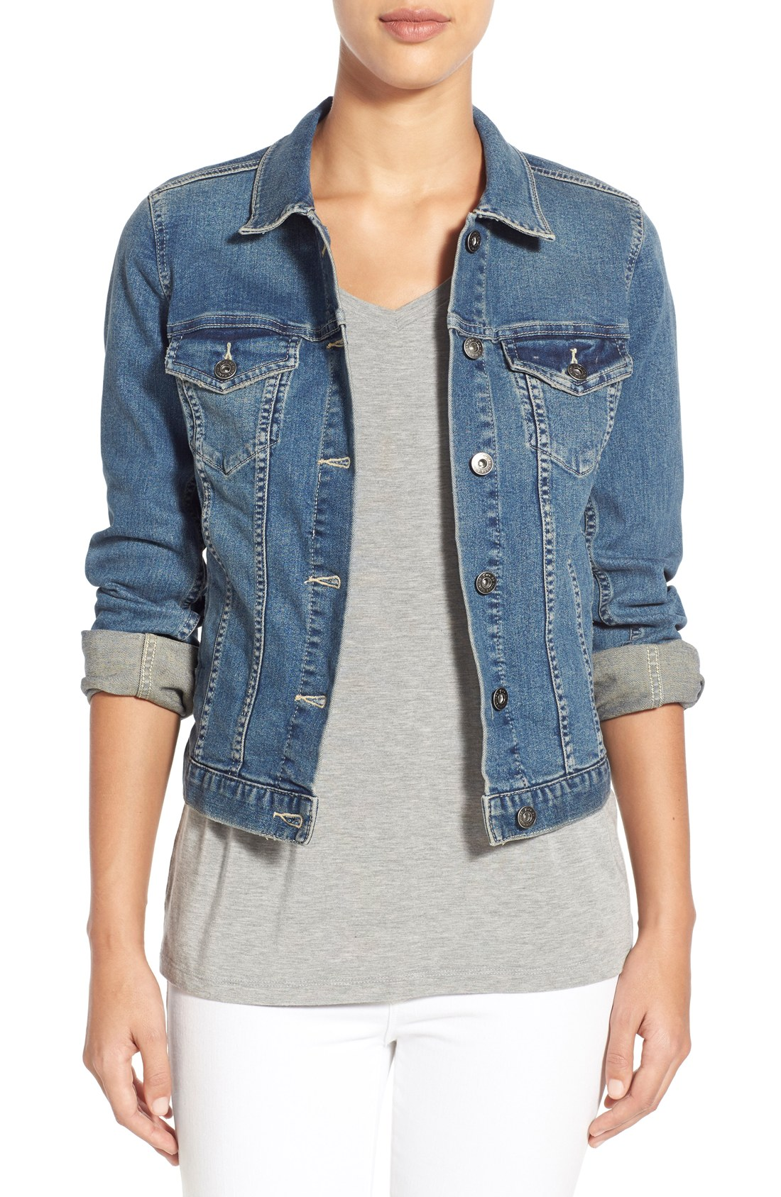 Jean Jackets for Women – The Best Ways to Wear Them – careyfashion.com