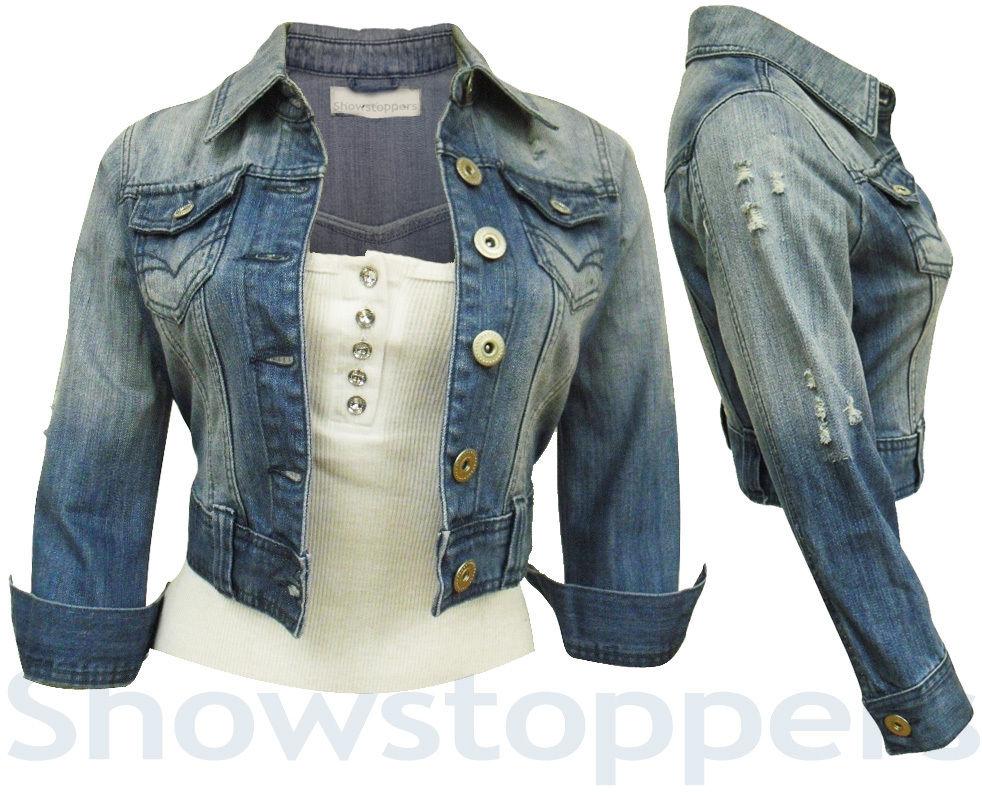 Jean Jackets for Women – The Best Ways to Wear Them – careyfashion.com