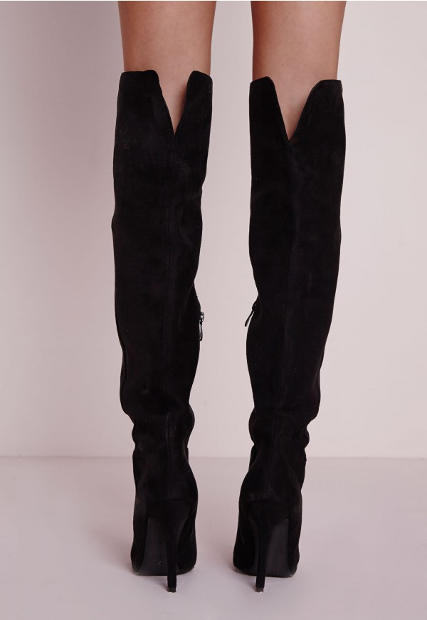 Knee High Heel Boots – The Sexiest Ways to Wear Them ...