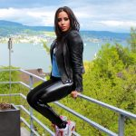 How to Classily Wear Latex Leggings