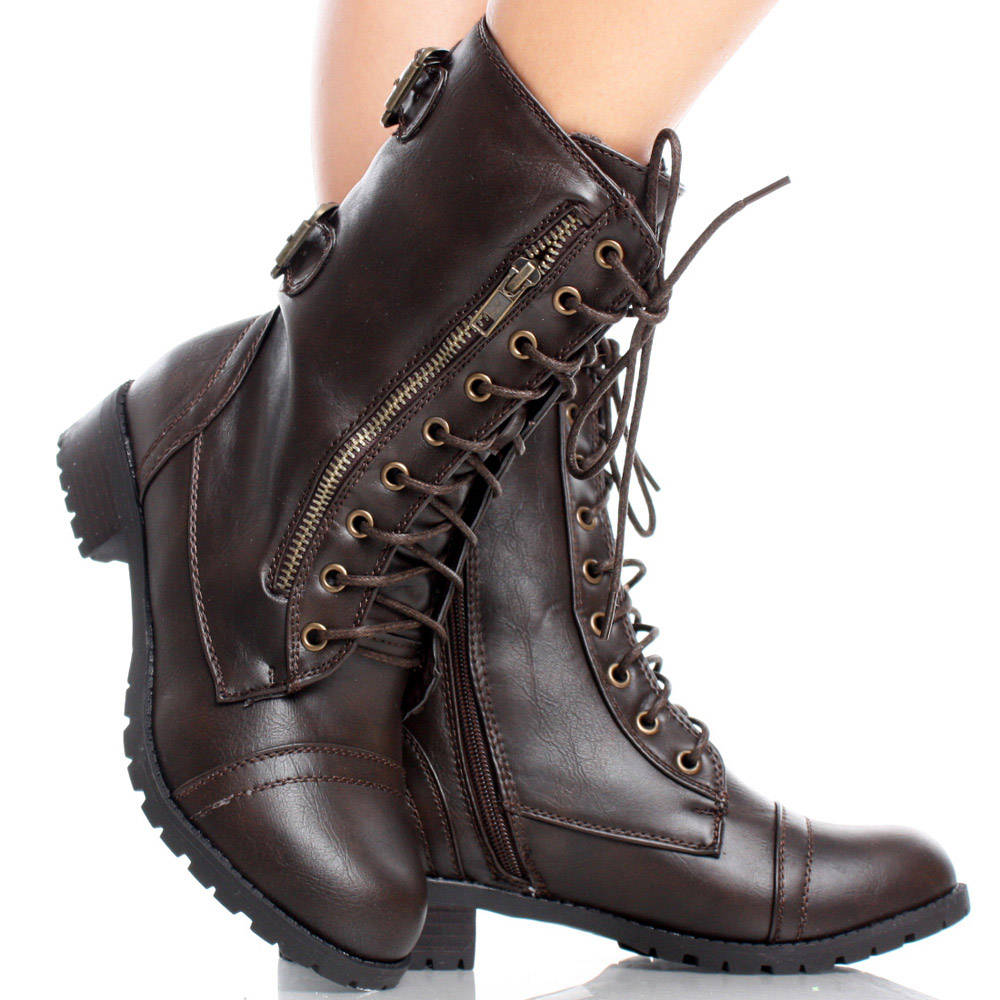 Leather Boots for Women – Style Guide for 2017 – careyfashion.com