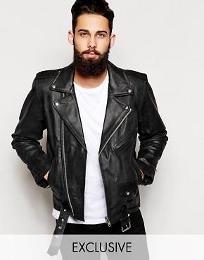 Vera Pelle Leather Jacket Shoes