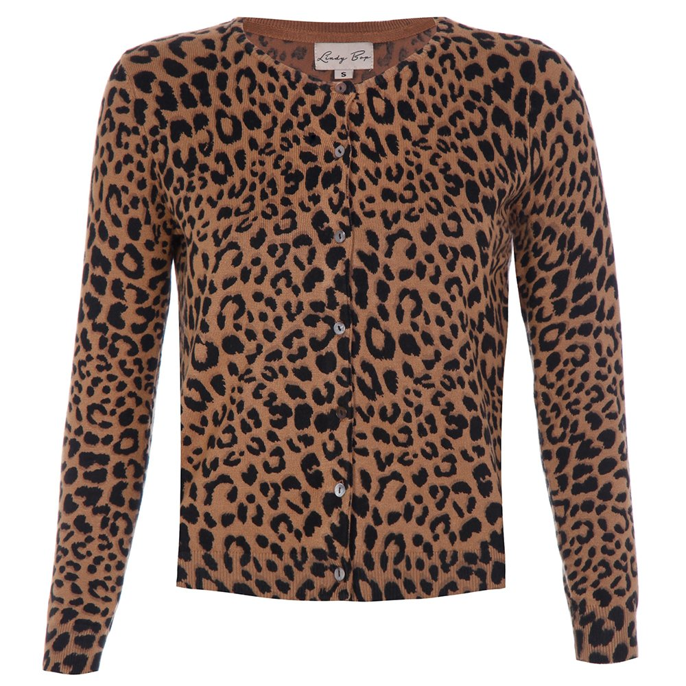 Find great deals on eBay for cheetah print cardigan. Shop with confidence.