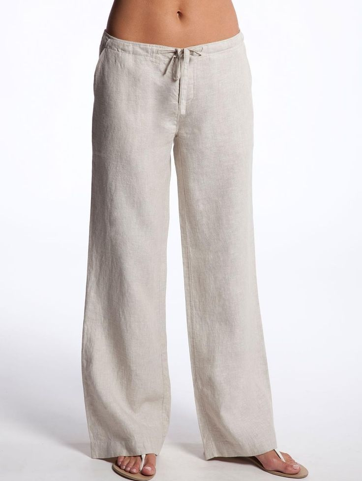 Old Navy received a thumbs up from our female shoppers when we introduced the line of women's linen pants. The quality fabrics, the great cut, and the versatility made women's linen pants a .