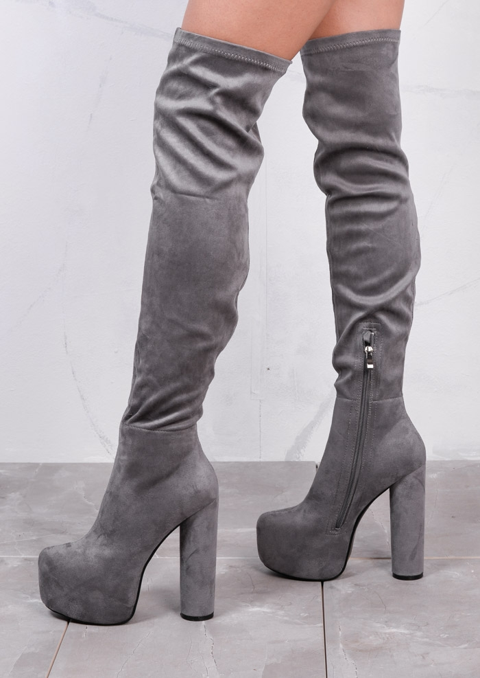 Long Boots Trendiest Styles Amp How To Wear Them