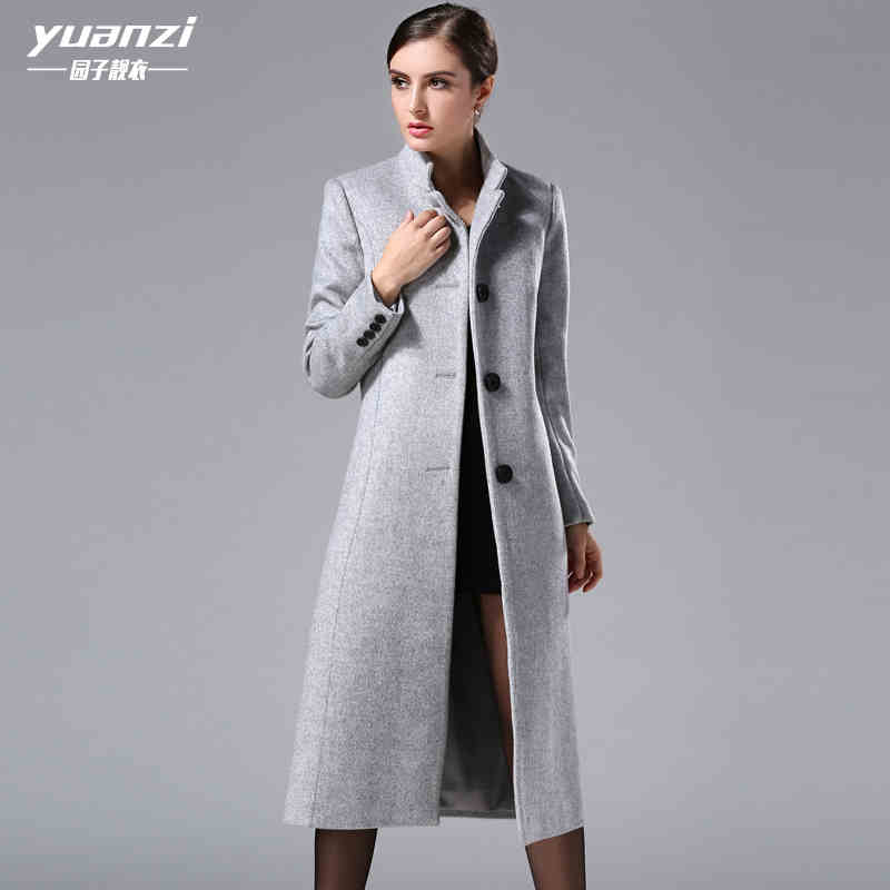 Women's Long Jacket Outfits – careyfashion.com