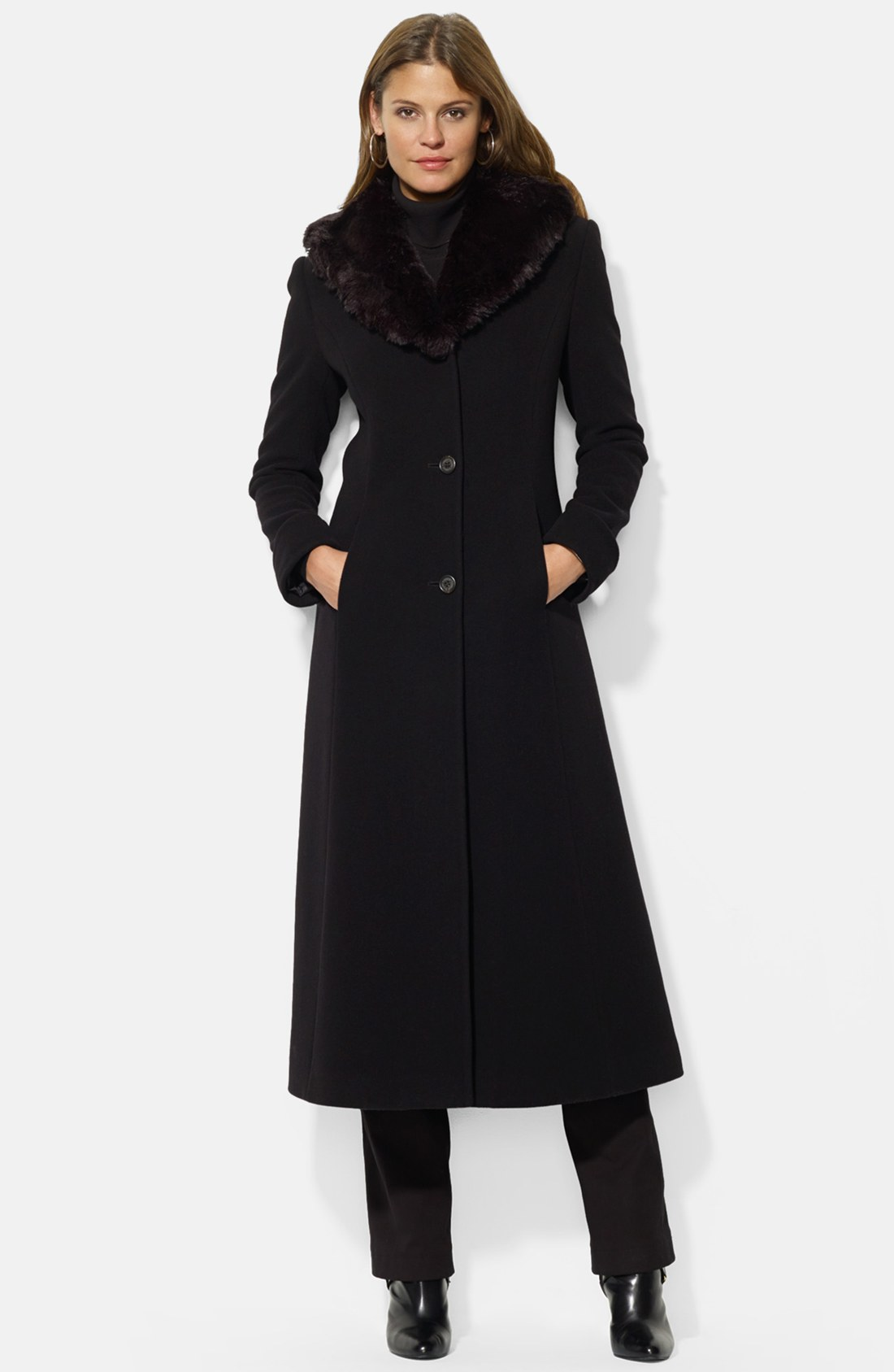 Long Wool Coat: The Best Ways To Wear One – careyfashion.com