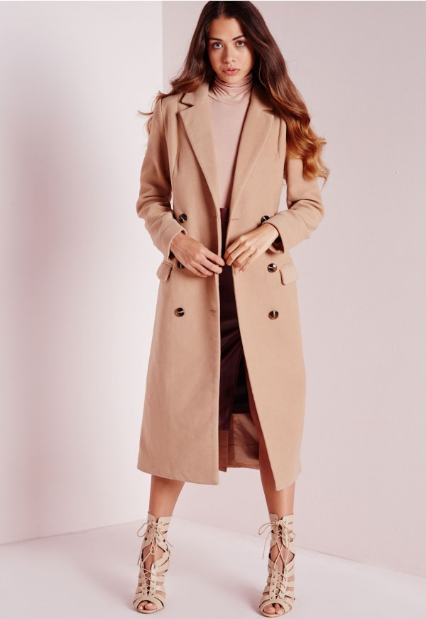 Long Wool Coat The Best Ways To Wear One Careyfashion Com