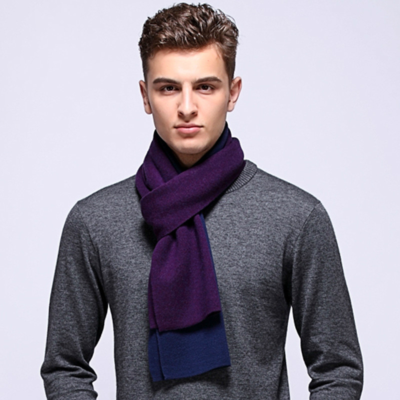 Men Scarves – Which Colors to Pair with Which ...