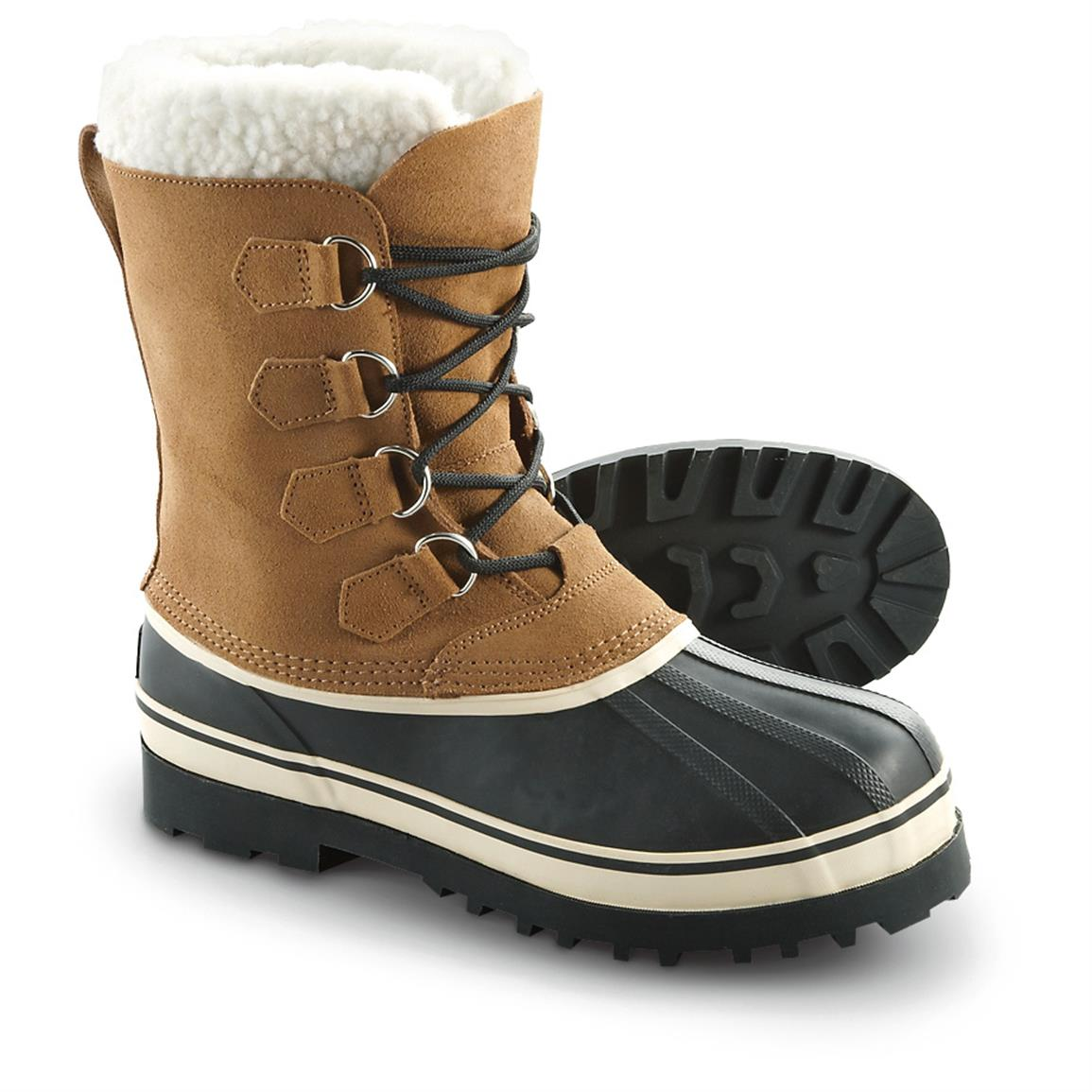 How to Stylishly Wear Mens Winter Boots – careyfashion.com