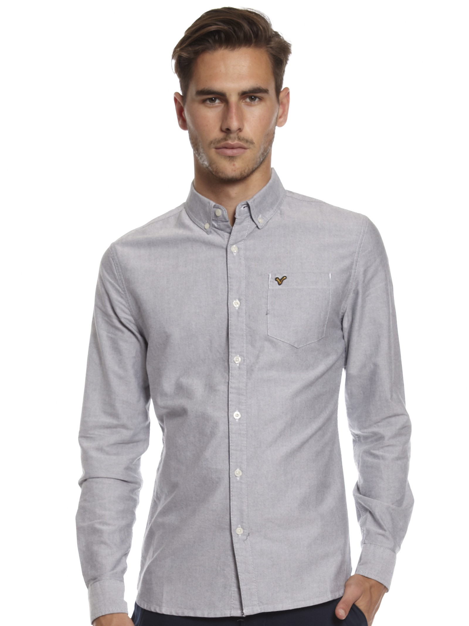 oxford shirts how to casually wear them