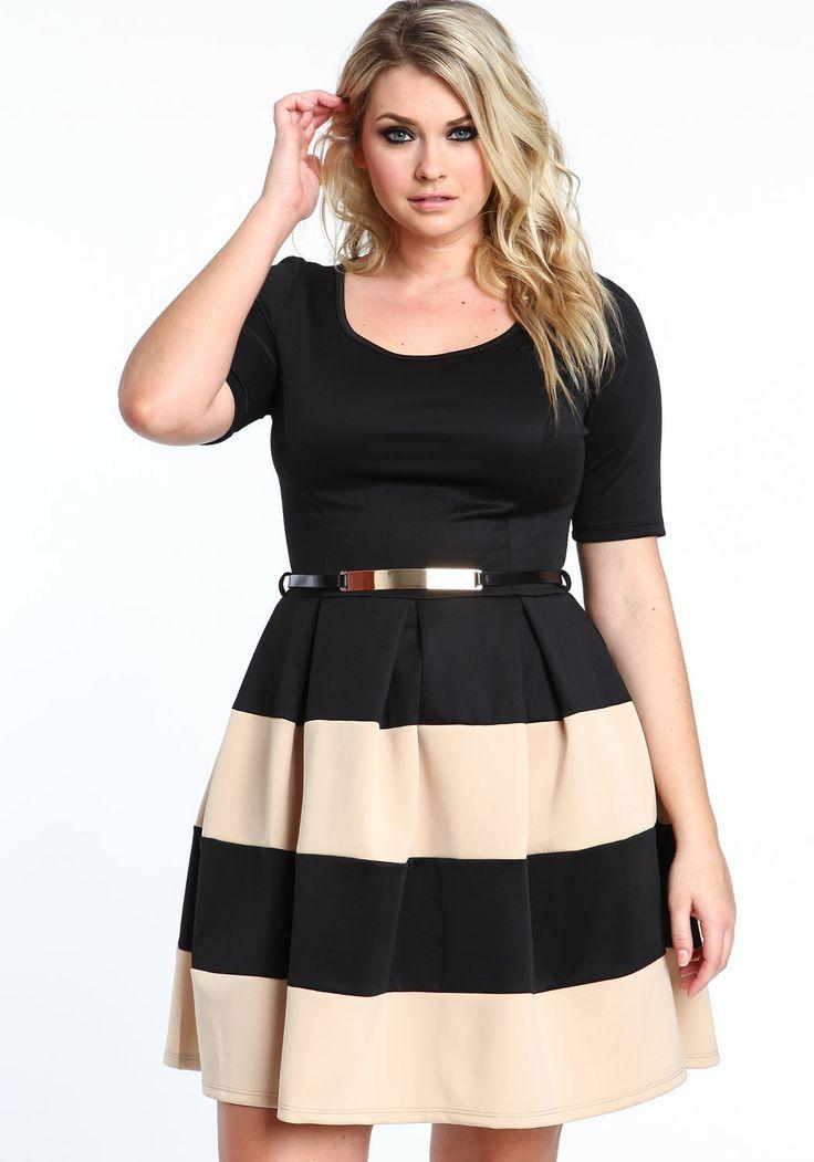 Ways of Wearing A Plus Size Dress – careyfashion.com