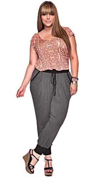 97bf40bca29 Plus Size Harem Pants – A Style Guide – careyfashion.com