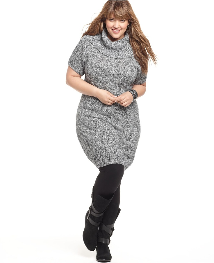 Stylish plus size sweaters come in all colors, cuts, and styles. Soft and warm, cool and cozy, these tops are top notch. ModCloth has a vast collection of extended size sweaters that will be the key pieces you need for building your seasonal closet.