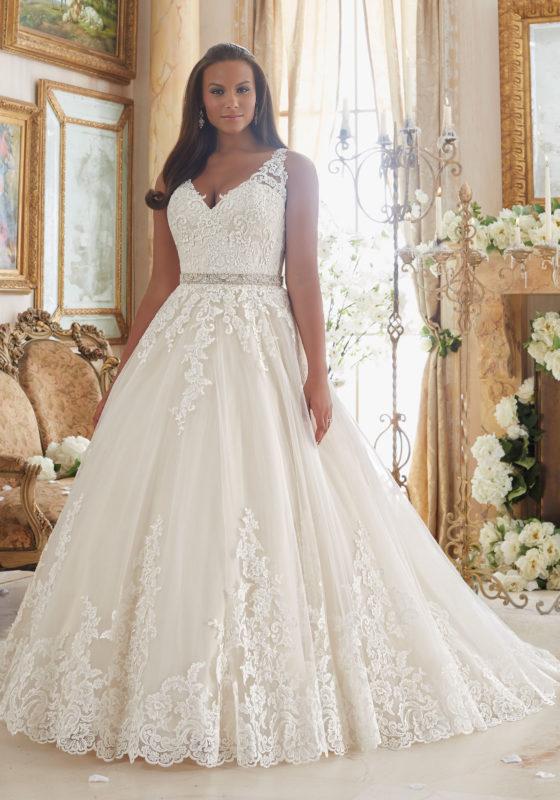 Top 3 Myths About Plus Size Wedding Dresses – careyfashion.com