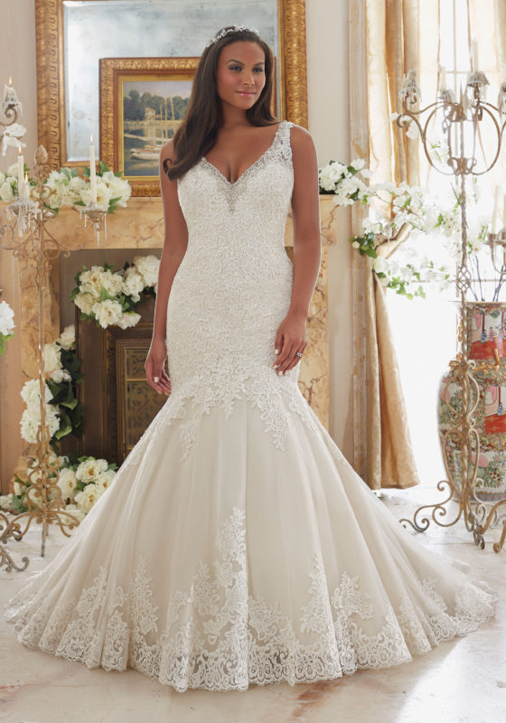 Top 3 Myths About Plus Size Wedding Dresses