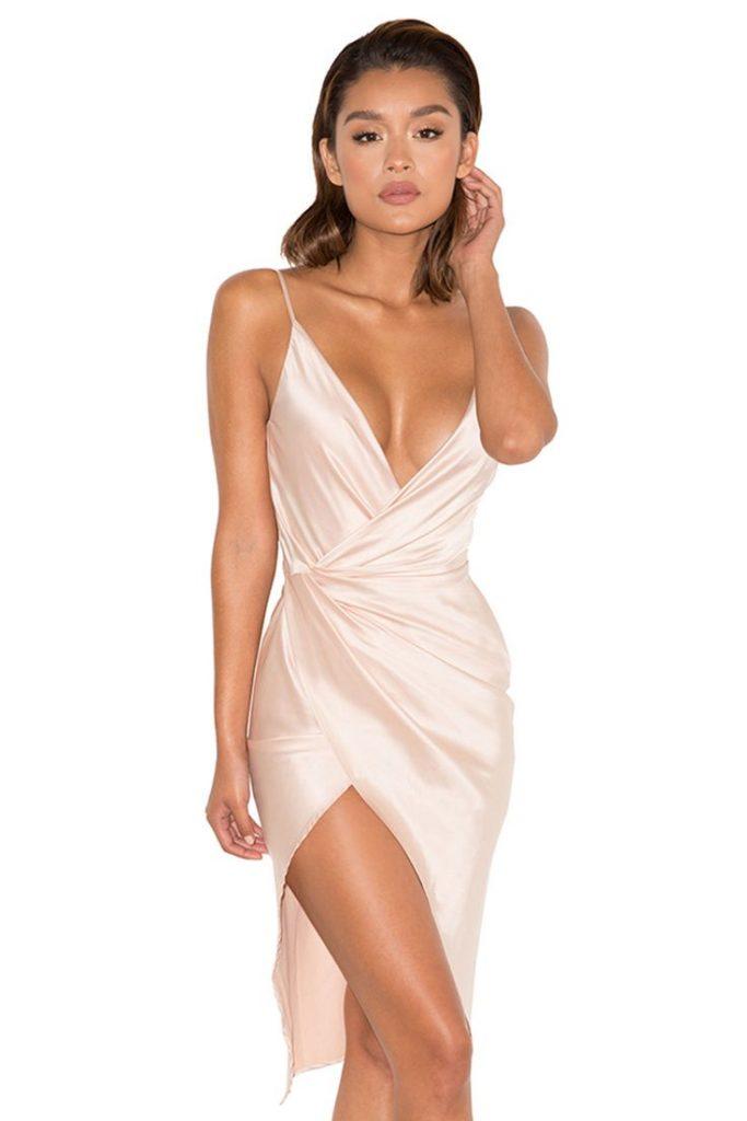 satin dresses – 7
