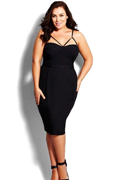 Types of Sexy Plus Size Dresses – careyfashion.com