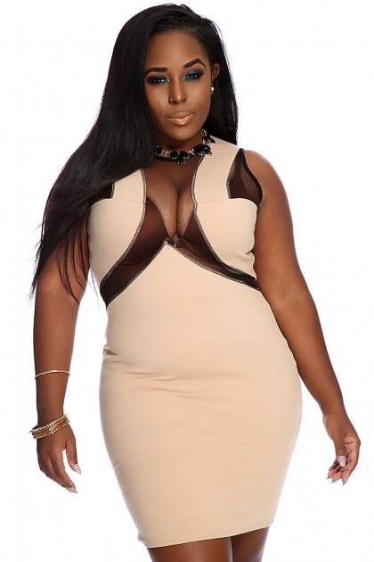 types of sexy plus size dresses – careyfashion