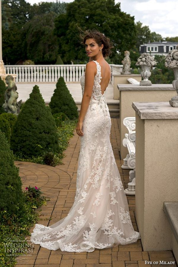 Advantages of Wearing Sheath Wedding Dresses – careyfashion.com