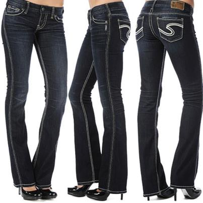 Silver Brand Jeans - Xtellar Jeans