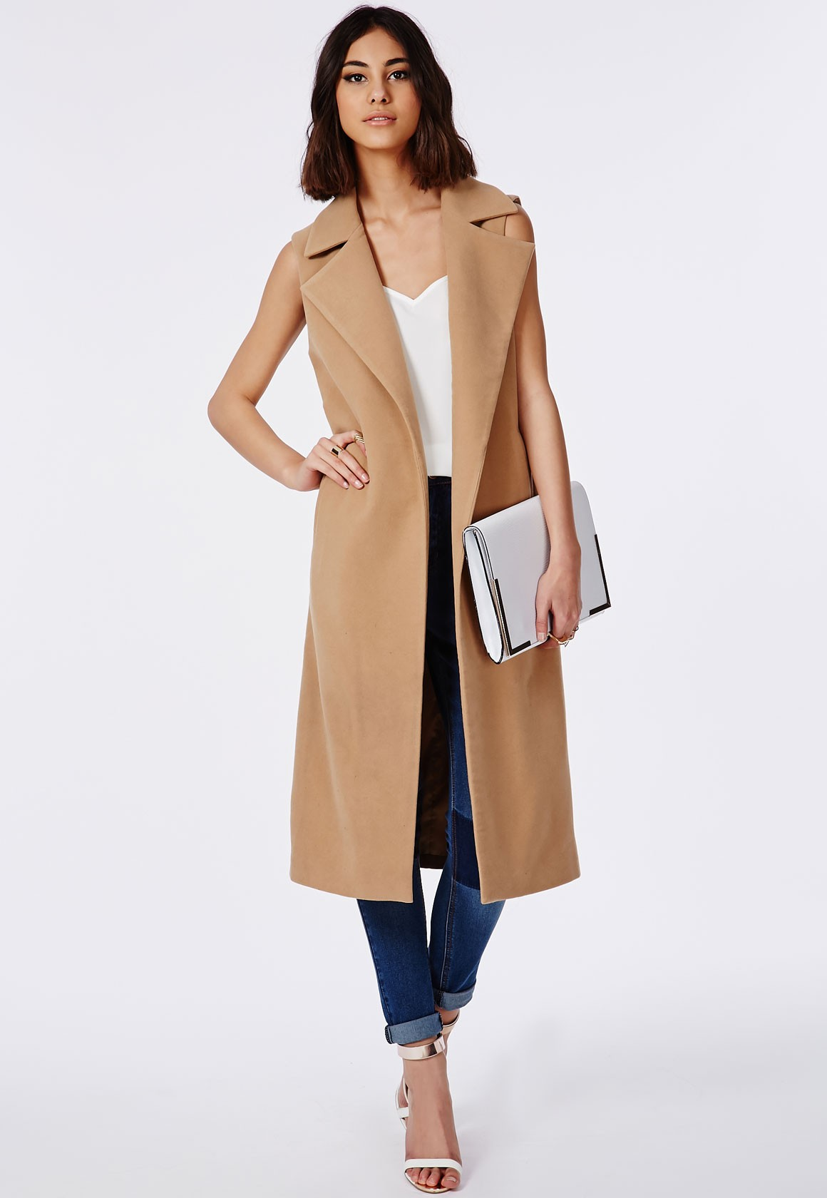 Shop for Women s Sleeveless Jacket at teraisompcz8d.ga Free Shipping. Free Returns. All the time.