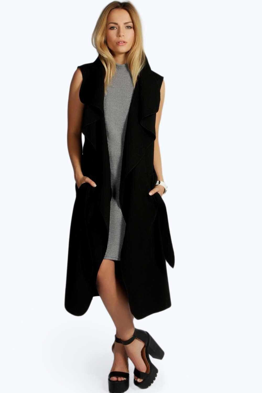How to Wear A Sleeveless Coat – careyfashion.com